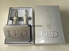 9006 2016 40W 4800Lm 6000K LED大燈 頭燈 遠燈 近燈 車燈 燈泡 機車 LED汽車大燈 霧