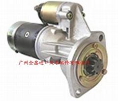 供应日产叉车发动机配件H20马达
