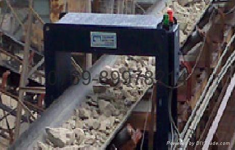 水泥矿山专用金属探测仪 1