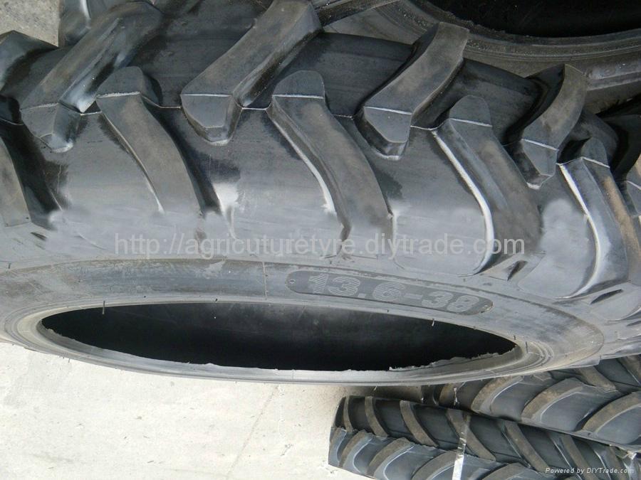 rice harvester tyre