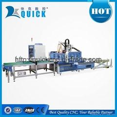 Quick CNC Router CNC engraving machine UAZ-481
