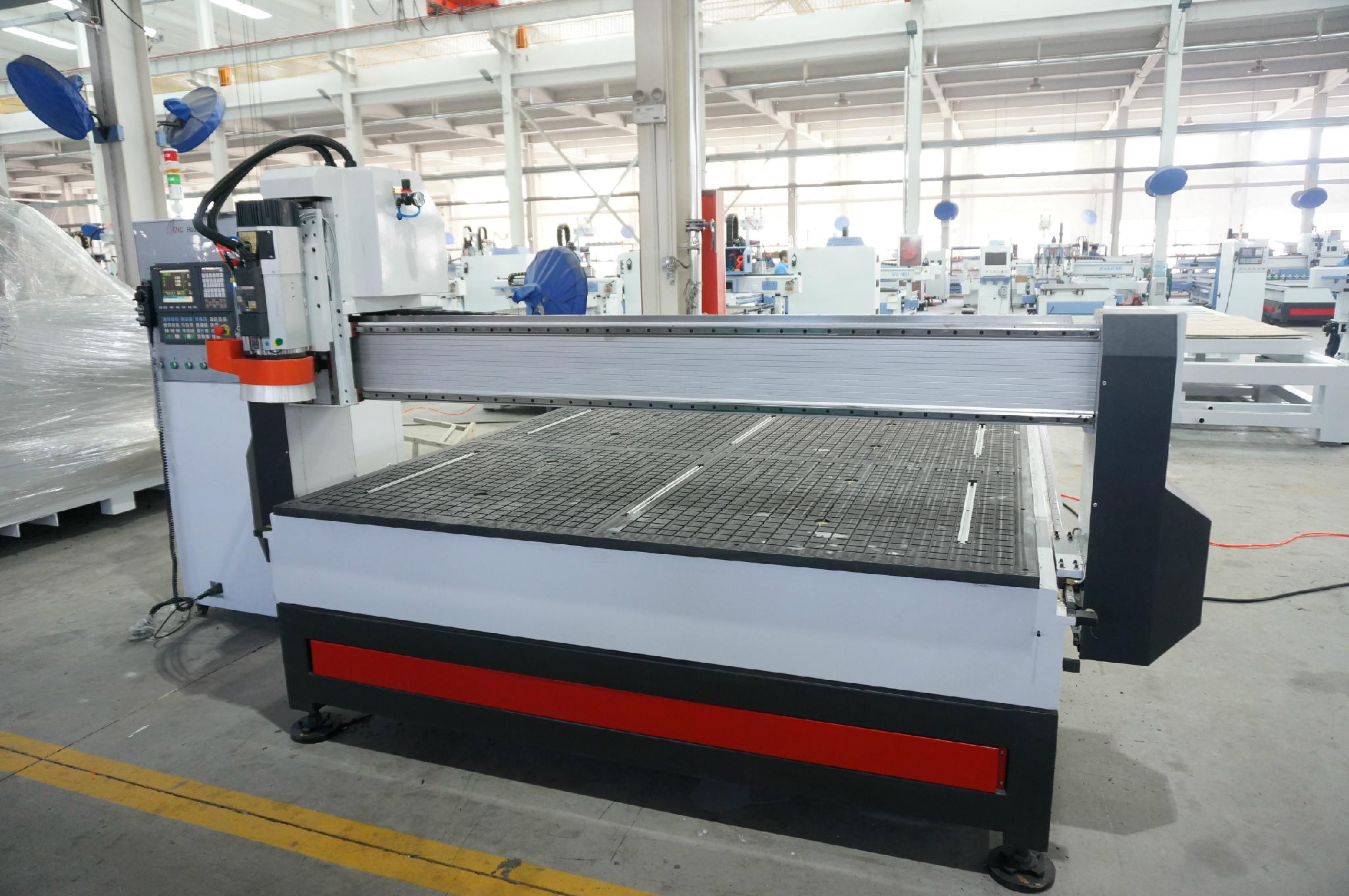 Quick CNC Router woodworking machine UD-481 Series 2