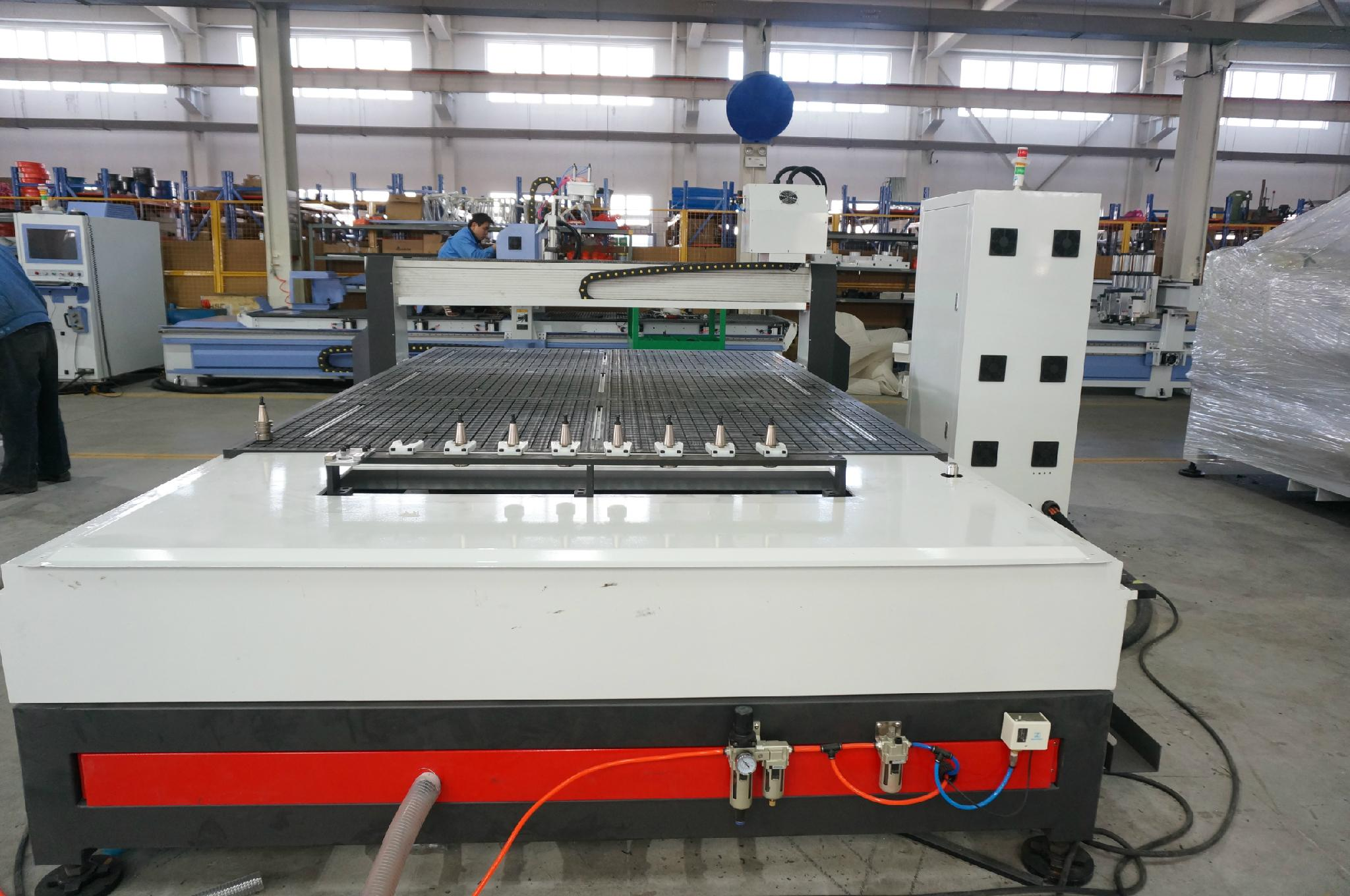 Quick CNC Router woodworking machine UD-481 Series 4