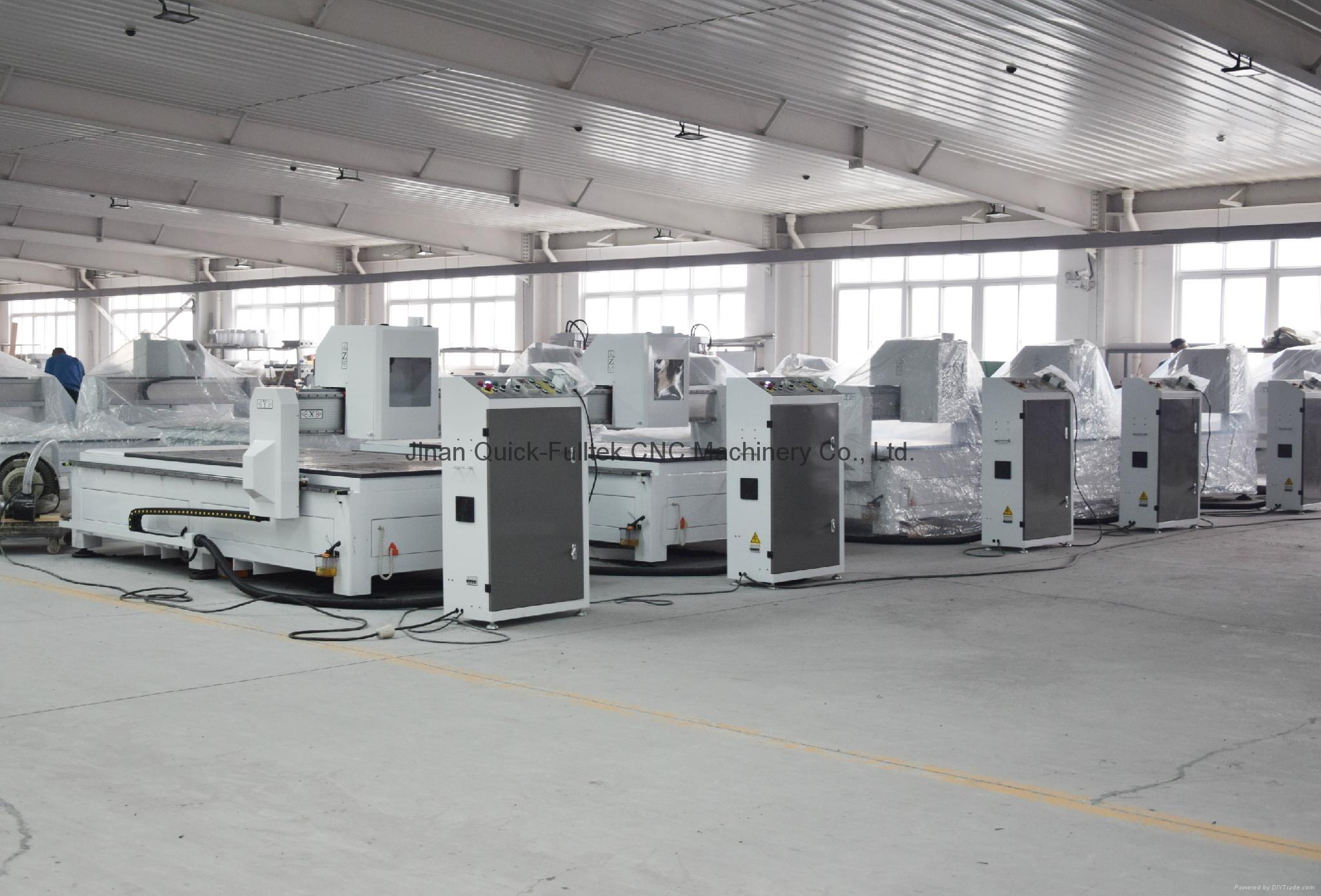 Quick CNC factory