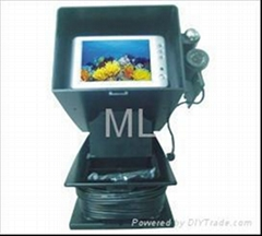 "5.6"" COLOR  UNDERWATER CAMERA SYSTEM"