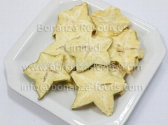 Lyophylized Carambola Star Fruit