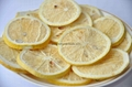 Kosher certified chinese dried fruits lyophilized fruit freeze dried lemon chips 3