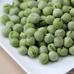 Chinese food wholesale survival food freeze dried garden peas