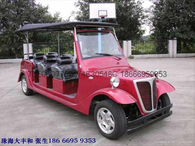 北京電瓶車 景區環保車 2