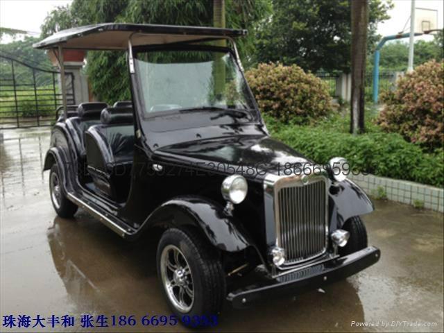 北京電瓶車 景區環保車 4