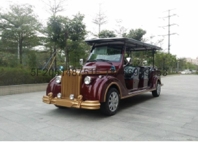 安徽電動老爺車 4