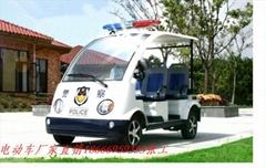 電動安防車