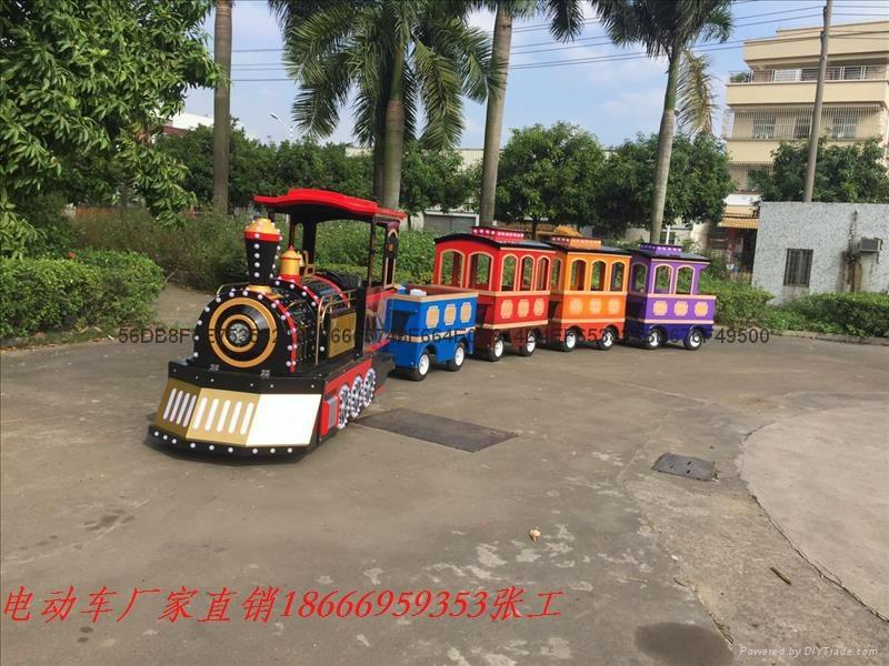 觀光小火車 景區環保車 3