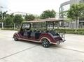 貴州旅遊觀光車 景區環保車 3