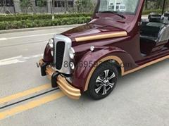 貴州旅遊觀光車 景區環保車