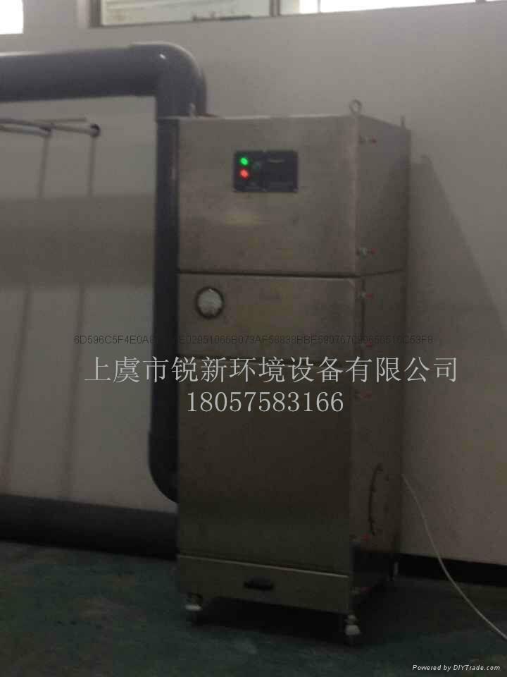 小型工業集塵機 4