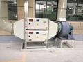 大風量工業油煙淨化器