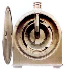 卧式螺旋卸料过滤离心机  2