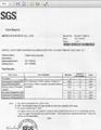 各類水果粉---不含塑化劑SGS報告