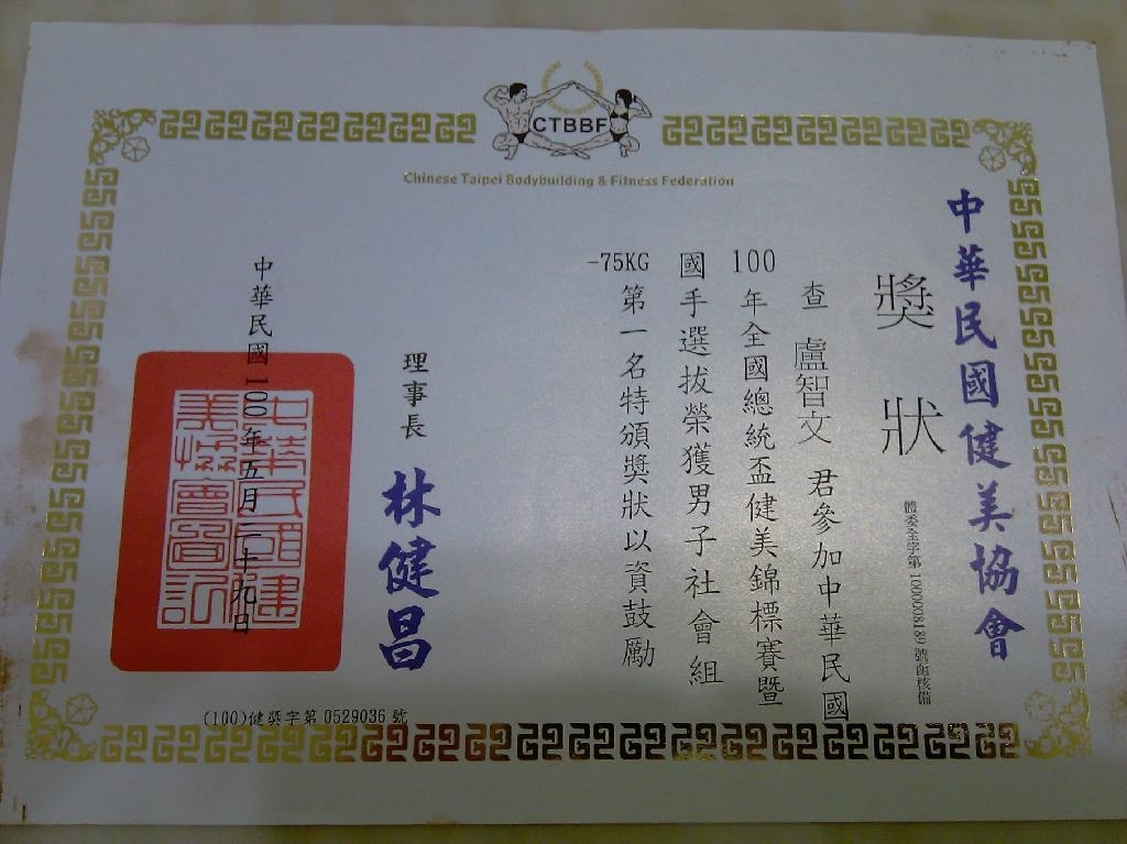 客戶提供榮獲本屆(2011-2009年)成人組.高中組冠軍 本網客戶三連霸