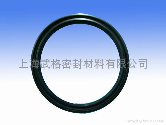 活塞杆(軸)用 IDH型 丁腈橡膠 密封圈 2
