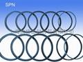 活塞杆(軸)用 SPN 聚四氟乙烯+丁腈橡膠 密封圈 2