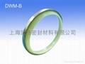 液压防尘 DWM-B型 聚氨酯+金属环 密封圈 2