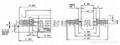 SCR 自動調心墊片 2