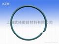 液压防尘 KZM型 聚四氟乙烯 密封圈 2