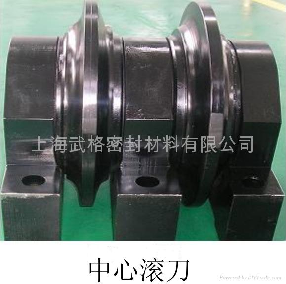 隧道盾構機用浮動油封 2