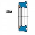 活塞杆(軸)用 SDA型 聚氨