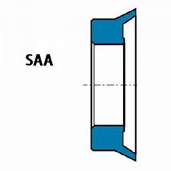液壓防塵 SAA型 聚氨酯 外唇口密封圈