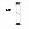 液压防尘 KZM型 聚四氟乙烯