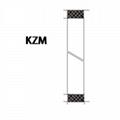 液壓防塵 KZM型 聚四氟乙烯