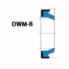 液壓防塵 DWM-B型 聚氨酯+金屬環 密封圈