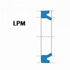 液压防尘 LPM型 聚氨酯 密封圈