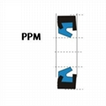 液压防尘 PPM型 聚氨酯+金