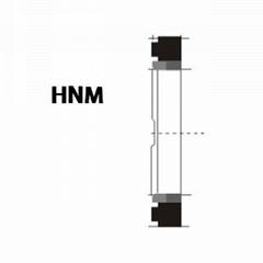 液压缓冲环 HNM型 聚四氟乙烯+丁腈橡胶+尼龙