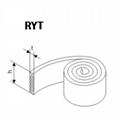 活塞的抗磨環 RYT型 聚四氟