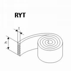 活塞的抗磨環 RYT型 聚四氟乙烯 密封圈