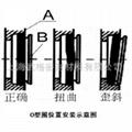 浮動油封安裝與應用 2