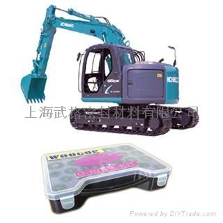 日本神钢挖掘机修理专用O型圈修理盒 1