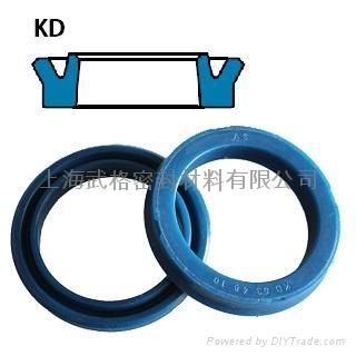 活塞(孔)用KD型 聚氨酯 Y型圈 1