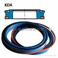 活塞(孔)用KDA型 聚氨酯加