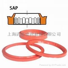 液压防尘SAP型 热塑性聚酯树脂 重载密封圈