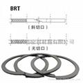U型背托环BRT型 聚四氟乙烯