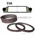 液压防尘S1A型 聚四氟乙烯+