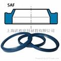 液压防尘SAF型 聚氨酯 单唇