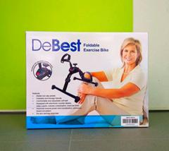 Debest folding exercise peddler bike