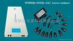 40800mAh POWER-POND 超高容移动电源